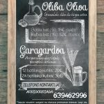 OLIBA-OLIOA ETA GARAGARDO ARTISAUA SALGAI!
